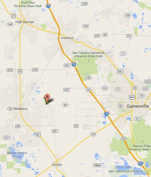 Map Of North Central Florida.About Dudley Farm Historic State Park In Newberry Fl Near Gainesville